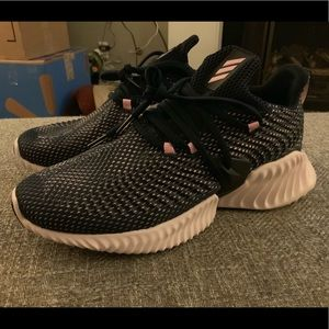 Adidas AlphaBounce Instinct Legend Ink Pink Orchid